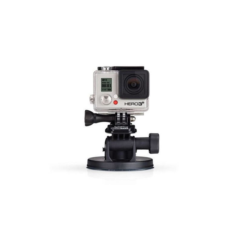 GoPro Suction Cup Mount inkl. Schnellspannplatte