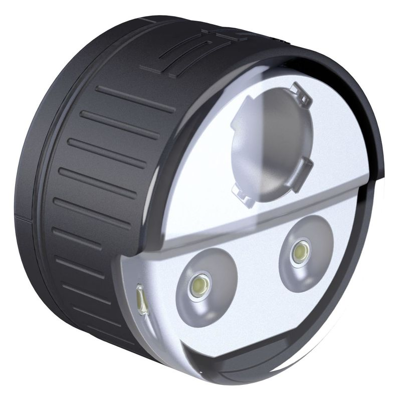 SP Connect All - Round LED light 200 - vorne